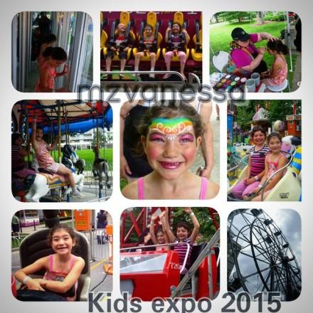 lady girl at the #ldnont #kidsexpo2015 #kidsexpo